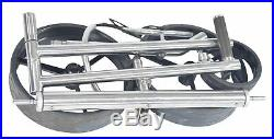 Tour Made Haicaddy Travel PRO Edelstahl Lithium Elektro Golftrolley