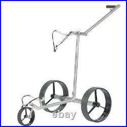 Tour made Haicaddy Travel Pro Steel Lithium Electric Golftrolley Very Compact