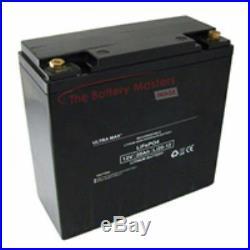 ULTRA MAX LITHIUM ION 12V 20Ah (18+ Holes) Golf Trolley Battery Mocad, Hillbilly