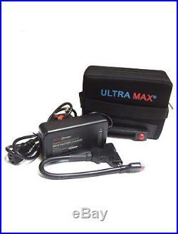 Ultramax 12v 18 Hole Golf Trolley Lithium Battery
